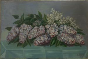 Image of A Bunch of Lilacs
