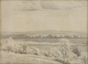 Image of Sketch of the Valley