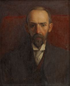 Image of Portrait of Weston Vernon