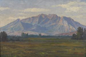 Image of Mt. Timpanogos