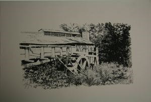 Image of Old Molasses Mill
