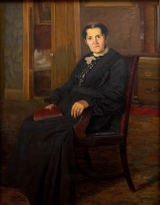 Image of Portrait of Elizabeth Winsor Smart
