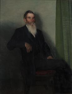 Image of Portrait of Hezekiah Bayliss Smart