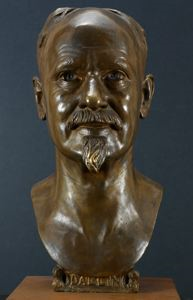 Image of Self Portrait Bust