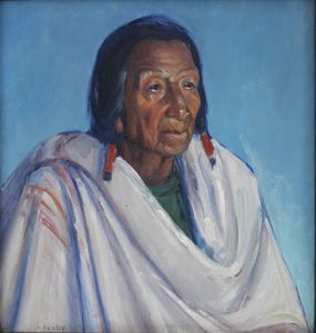 Image of Taos Indian Chief