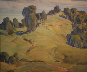 Image of Green Hills of Griffith Park