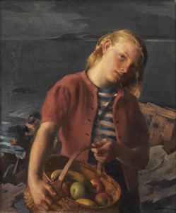 Image of Girl from the Village