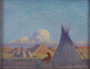 Image of Indian Tepees, Southern Utah