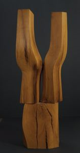 Image of Non Objective Sycamore Sculpture