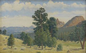 Image of High Country: Wasatch Range