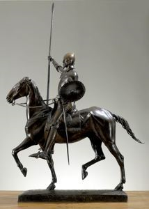 Image of Don Quixote de La Mancha: The Knight of the Windmill