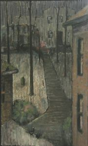 Image of Dark City Lane*