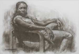 Image of Camille Seated