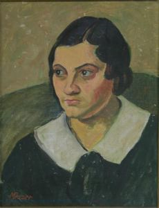 Image of Portrait of Girl