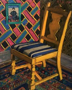 Image of The Yellow Chair