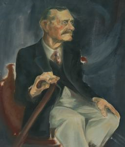 Image of Man with a Mustache