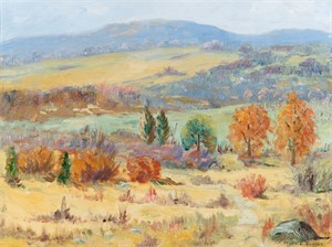 Image of Warm Landscape