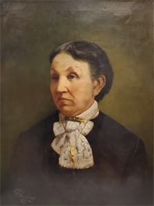 Image of Portrait of Lady