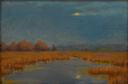 Image of Moonlight on the Marshes in Springville