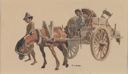 Image of Okinawa, Horse and Cart No.88