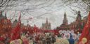 Image of Miru Mir [Peace to the World] May Day, Red Square
