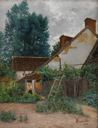 Image of Old French Farm House