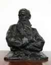Image of Portrait Bust of Count Leo Nikolaevich Tolstoi