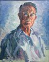 Image of Untitled (self-portrait)