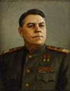 Image of Portrait of Marshal Vasilevski
