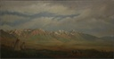 Image of Wasatch Mountains from the North Bench