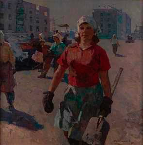 Thumbnail image of Soviet Stories: Layers of Reality (Exhibition 2020 - TBD)